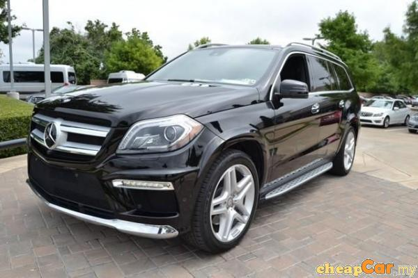 suv for sale mercedes benz gl 550 4matic 2014 balik pulau
