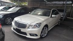 MERCEDES BENZ E250 1.8 AMG P/ROOF,MEMORY SEAT