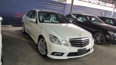 MERCEDES BENZ E250 1.8 CGI 7 GEAR (STOCK CLEARANCE NOW!!COME AND GET IT!!)