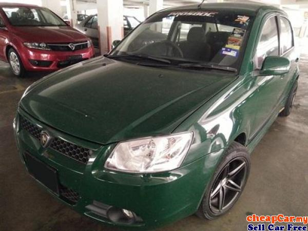 PROTON SAGA 1.3 (M) NEW YEAR BEST OFFER Cheras Selangor | CheapCar.my