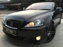 Lexus IS 250 2.5 V6,PADDLESHIFT,DVD,LEATHER SEATS