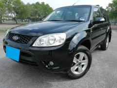 Ford Escape 2.3 XLT (AT) Leather Seat,Sunroof,Oen Careful Owner-2012