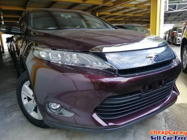 PRICE NEGO!!! HAVE 5 UNIT Toyota Harrier 2.0 Elegance, CRAZY PRICE Cheras Kuala Lumpur | CheapCar.my