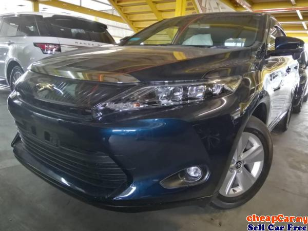 PRICE CAN NEGO !!! HAVE 4 UNIT Toyota Harrier 2.0 Elegance , CRAZY PRICE DONT MISS OUT!!! Cheras Kuala Lumpur | CheapCar.my
