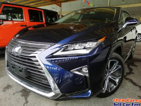 Price Can Nego Lexus Rx200t 2 0 Luxury Sunroof Limited