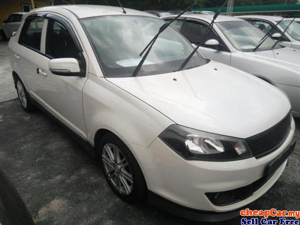 PROTON SAGA 1.6SE (A) TIPTOP CONDITION AND EASY DRIVE BACK Cheras Kuala Lumpur | CheapCar.my