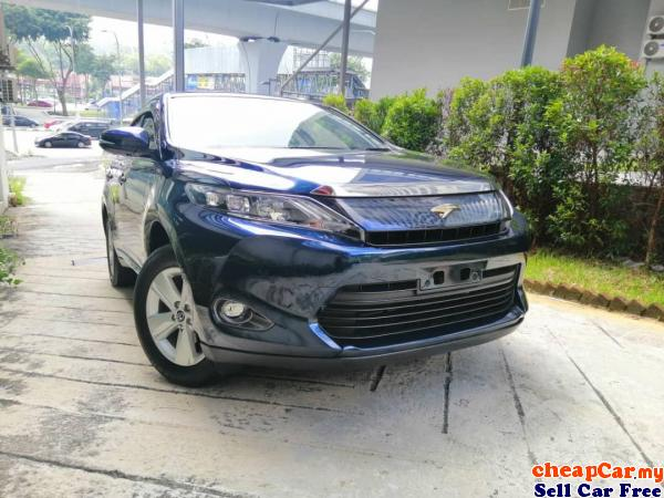 PRICE CAN NEGO !!! UNREGISTE Toyota Harrier 2.0 Elegance , CRAZY PRICE DONT MISS OUT!!! Cheras Kuala Lumpur | CheapCar.my