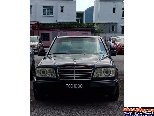 MERCEDES CAR FOR SALE Gelugor Penang | CheapCar.my