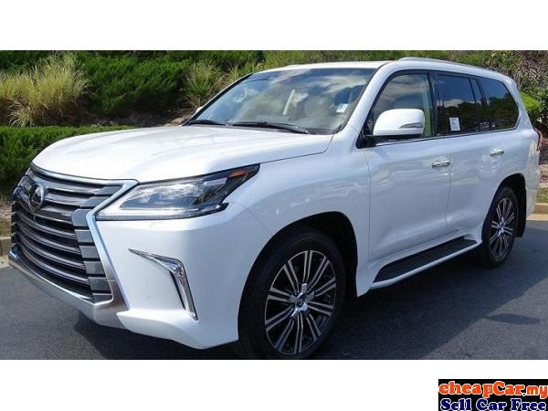 2019 / LX570 With kit / GCC only 16,934KM Bidor Perak | CheapCar.my