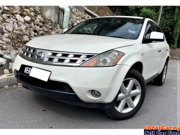 BROW COLOUR INTERIOR , LEATHER SEAT , ORIGINAL PAINT , ACCIDENT FREE , Nissan Murano 250XL 2.5 SUV , Cheras Kuala Lumpur | CheapCar.my