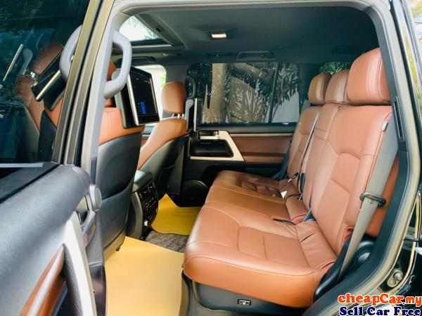LANDCRUISER,UNREG Toyota Land Cruiser 4.6 , AIR SUSPENSION,4 CAM Cheras Kuala Lumpur | CheapCar.my